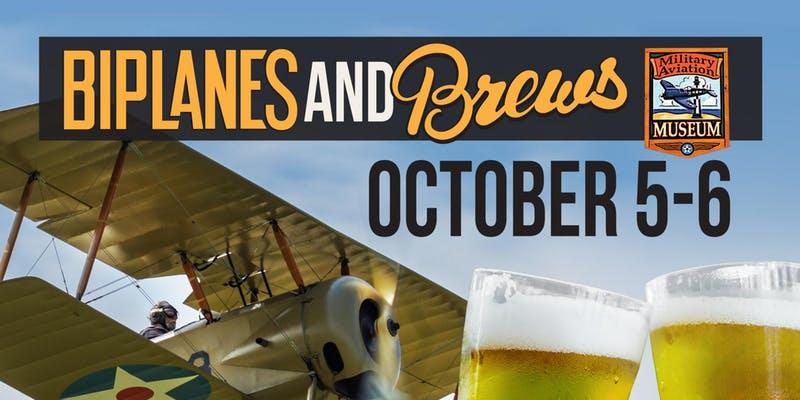 Biplanes & Brews 2019