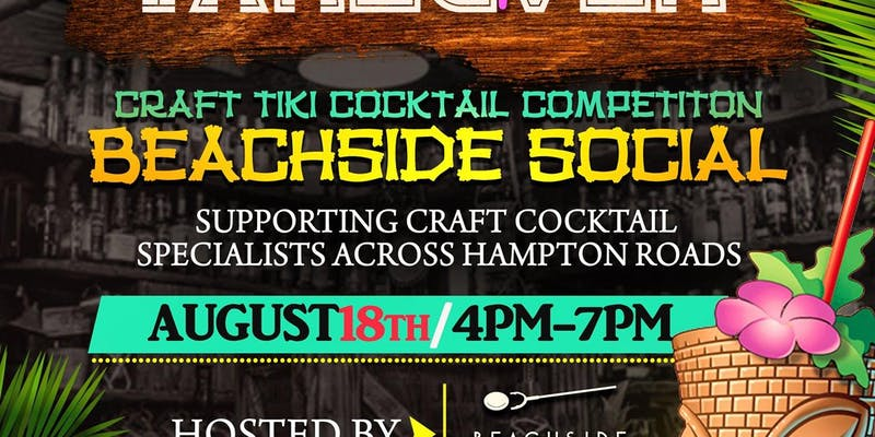 Tiki Cocktail Competition