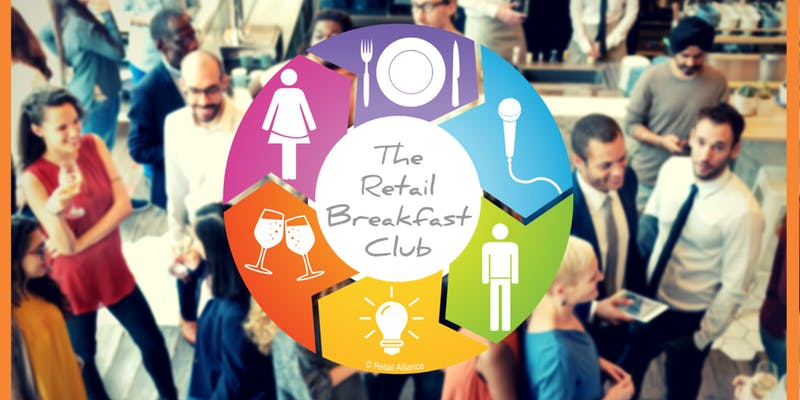 Retail Alliance Breakfast Club- October 2019