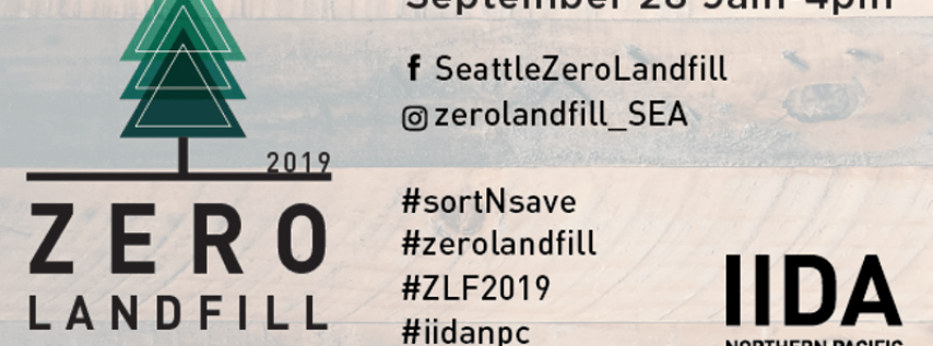 Seattle ZeroLandfill 2019 | An IIDA NPC Event