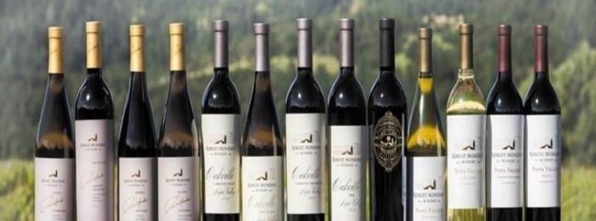 Mondavi Wine Experience Houston
