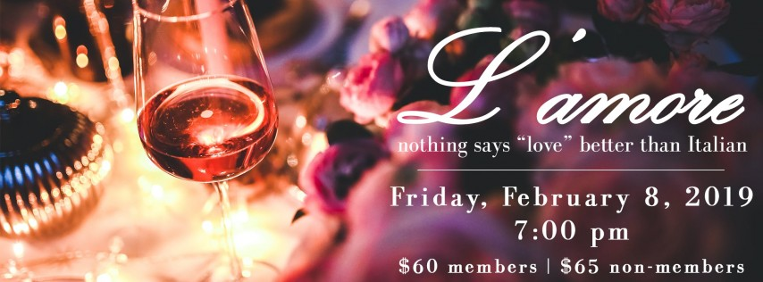 Come Wine With Us: L'amore