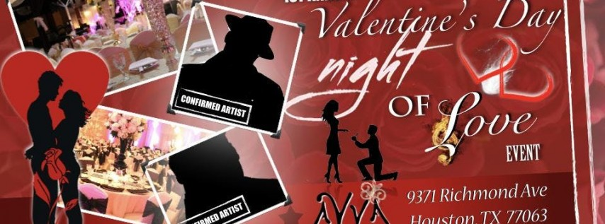 Black Nova Mgmt Presents The 1st Annual Valentine's Day Night of Love Event