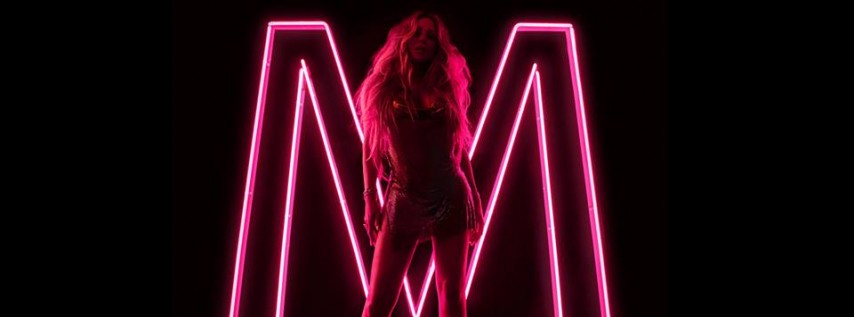 MARIAH CAREY - CAUTION WORLD TOUR