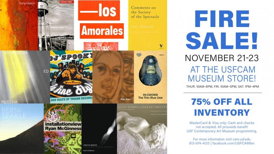 USFCAM Fire Sale!