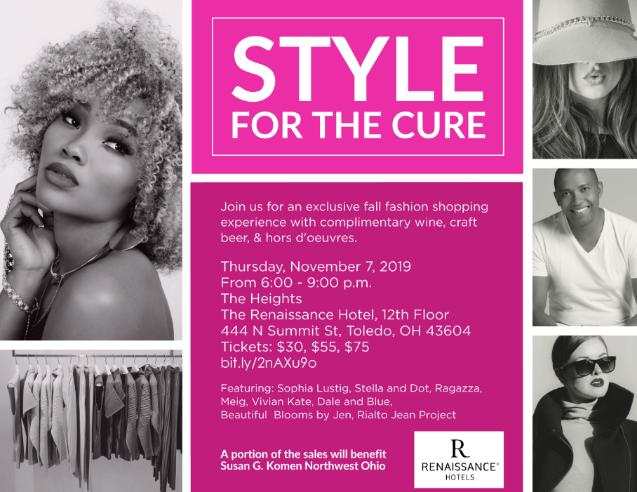 Style for the Cure at The Heights