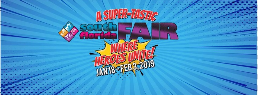 A Super-tastic South Florida Fair
