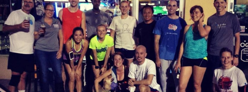 Orlando Runners Club Tuesday Brewsday Meet-up