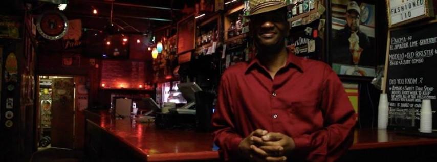 Eugene Snowden Live at Roque Pub