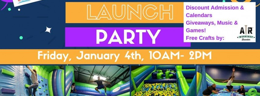 2019 Calendar Launch Party by Family-Friendly Tampa Bay