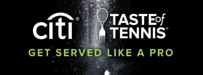 Citi Taste of Tennis NYC 2019