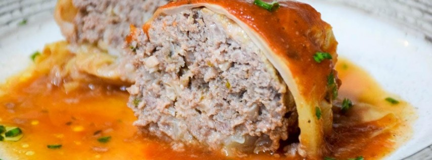 Let's Do the Cabbage Roll!