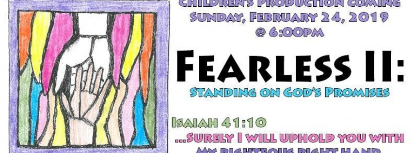 Fearless II: Standing on God's Promises