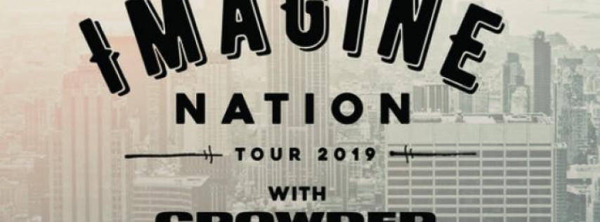 MercyMe - Imagine Nation Tour Volunteers - North Charleston SC