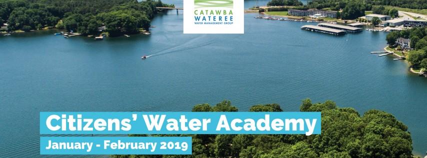 Citizens' Water Academy