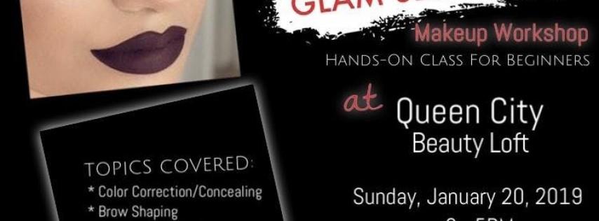 The GLAM SESSION - Makeup Workshop