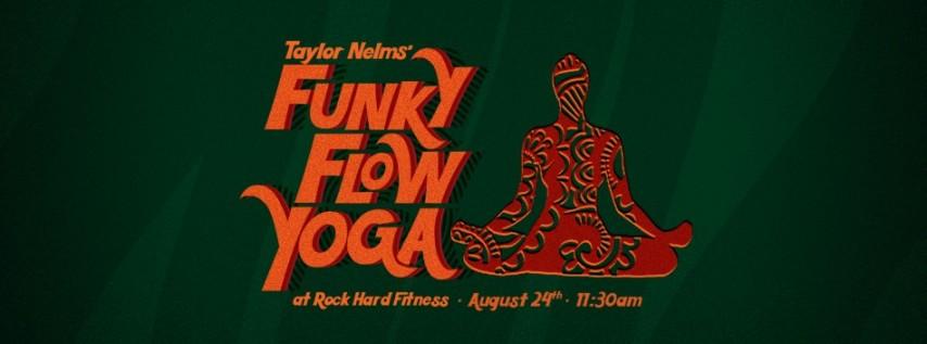 Funky Flow Yoga
