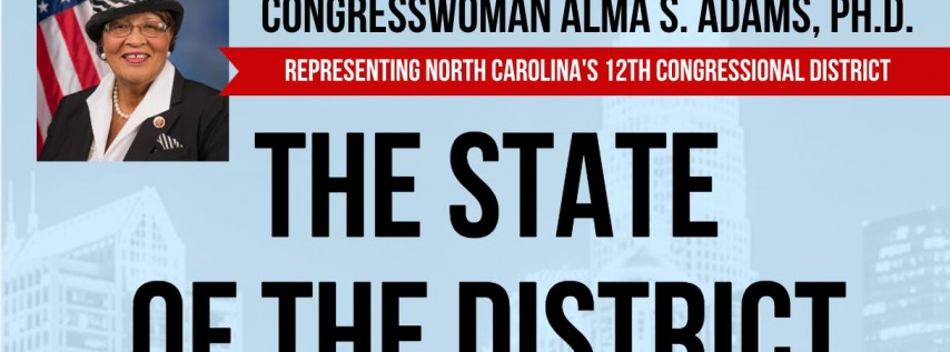 Third Annual State of the District Address
