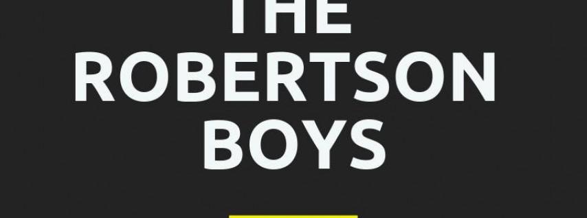 The Robertson Boys Concert