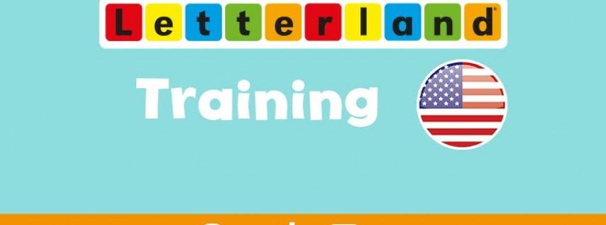 Grade 2 Letterland Training - Harrisburg, NC