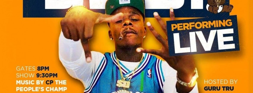 DaBaby Next to blow concert official blank blank tour stop