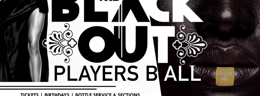 THE BLACKOUT PLAYERS BALL :: ALL STAR WEEKEND 2019