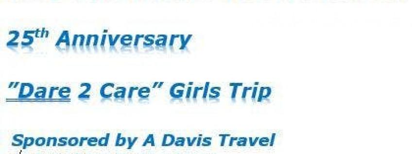 """2019 Essence Festival 25th Anniversary """"Dare 2 Care"""" Girls Trip"""