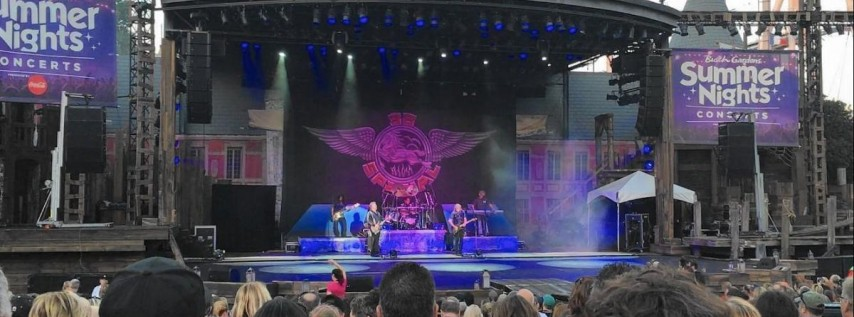 Cirque Vertigo featuring the Wallenda Duo @ Busch Gardens