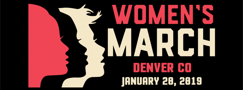 Women's March Denver CO 2019