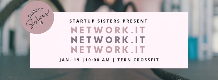 Network.It! Sweat the Stress Away with Startup Sisters USA