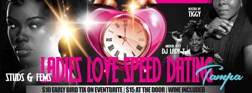Ladies Love Speed Dating