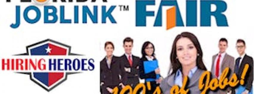 TAMPA / BRANDON / LAKELAND FLORIDA JOBLINK HIRING HEROES CAREER FAIR