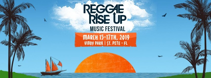 Reggae Rise Up Florida Festival 2019