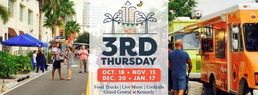 3rd Thursday