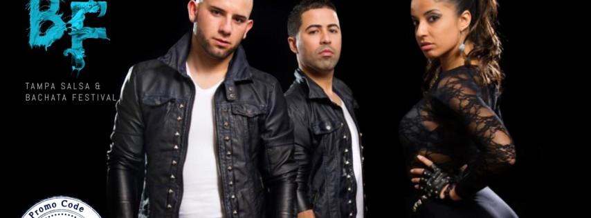 Promo Code SkyDANCE for Tampa Salsa and Bachata Festival TSBF