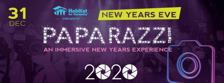 SouthEnd Station Paparazzi New Year's Eve 2019 - NYE