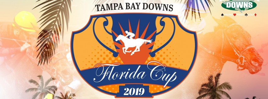 Florida Cup Day at Tampa Bay Downs