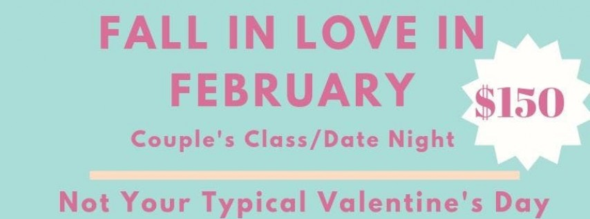 Fall in Love in February