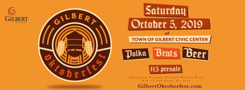 Gilbert Oktoberfest