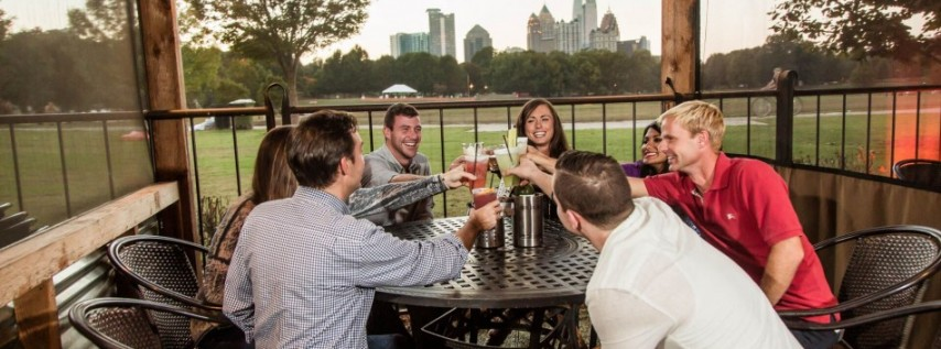 Catch the Big Game at Park Tavern in Piedmont Park