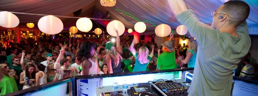 Lucky Fest with Spiral Entertainment at Park Tavern in Piedmont Park