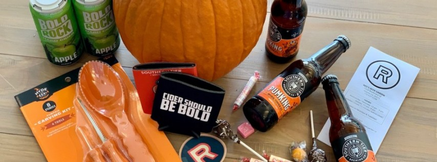 Eat, Drink, & Carve with Red's Beer Garden