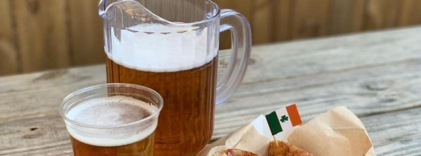 Enjoy St. Patrick's Day Specials at Red's Beer Garden