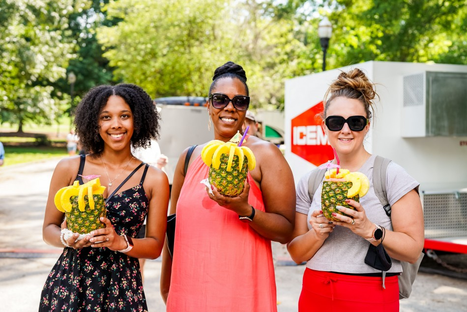 Food-O-Rama Returns To Grant Park This August