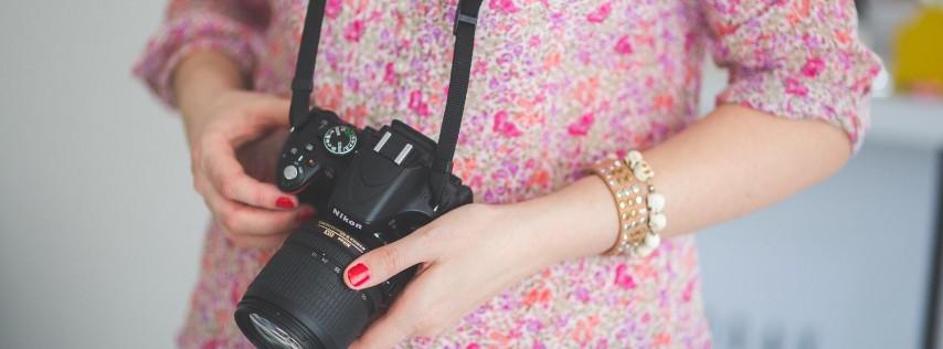 Momtography DSLR Camera Workshop