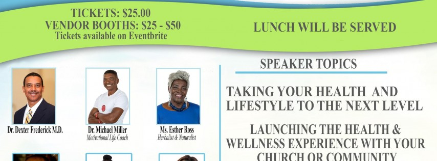 Health and Wellness - Breaking The Cycle of Unhealthy Living!