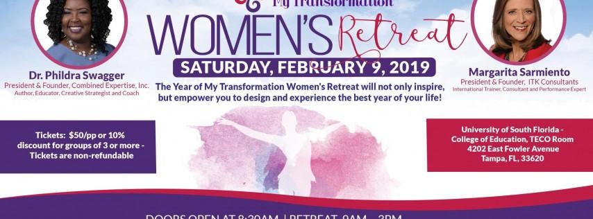 Year of My Transformation Women's  Retreat