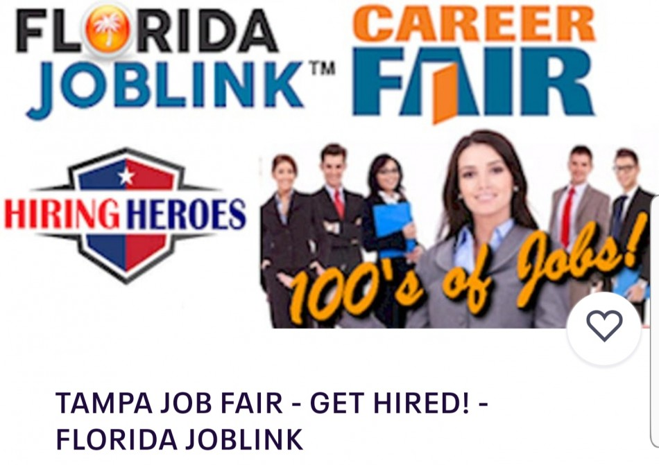 Florida Joblink Hiring Heroes Career Fair