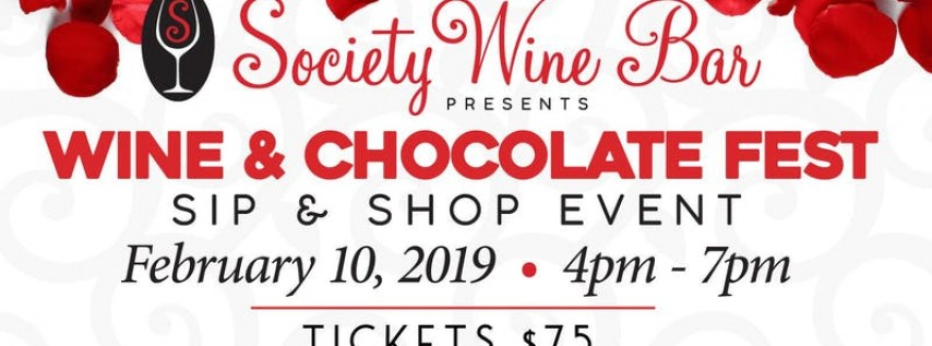 Ybor City Wine Bar: 2019 Wine & Chocolate