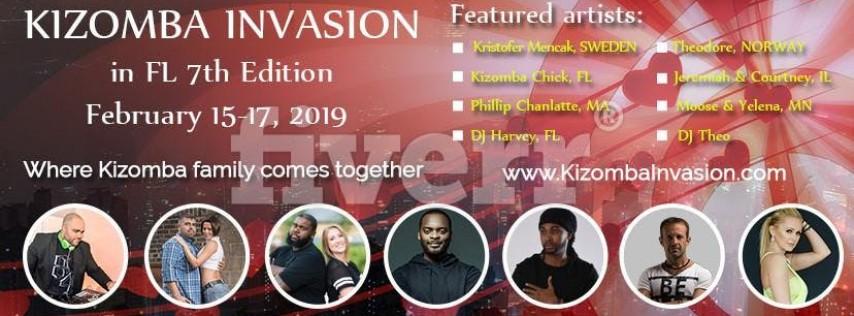 Kizomba Invasion in FL 7